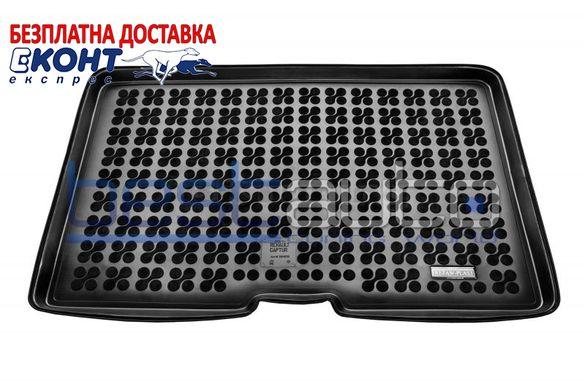 Гумена стелка за багажник за Renault Capture I (след 2013) с долно раз