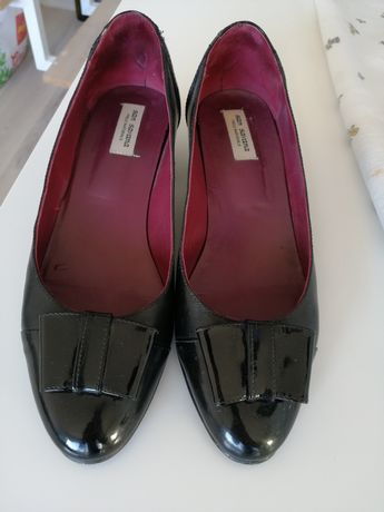 Pantofi piele interior și exterior