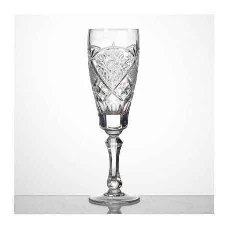 Хрустальные фужеры для шампанского(бокалы)