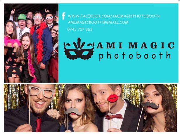 Cabina foto AMI MAGIC photobooth