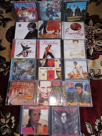 Cd audio muzica frumoasă muzică vintage colecție