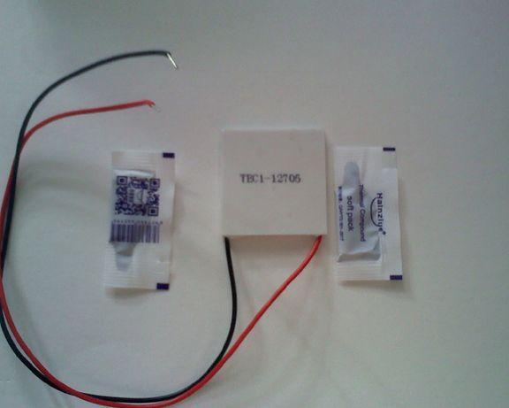 Element termoelectric Peltier-TEC1-12706 frigidere auto, dozatoare apa