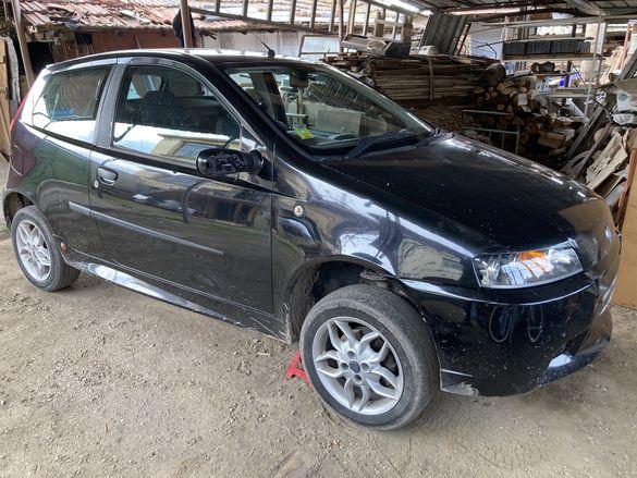 Fiat Punto HGT Abart Абарт