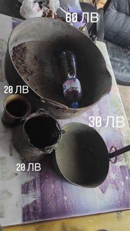 Стари бакърени съдове