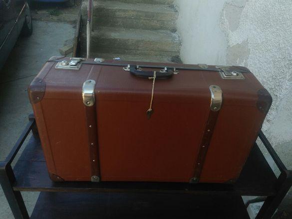 Стар куфар