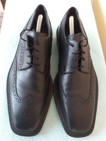 Pantofi Geox piele nr 44