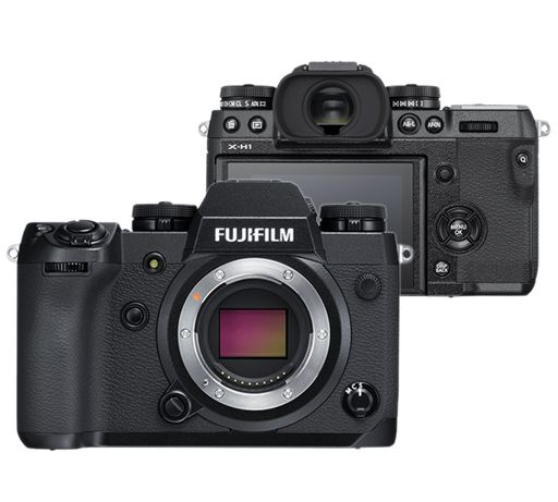 Камера фотоаппарат Fujifilm X - H1 без обк