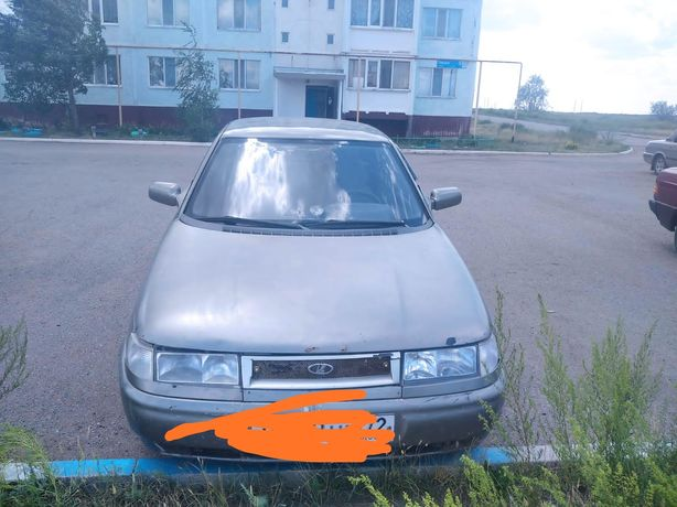 Автомобиль Ваз 21103