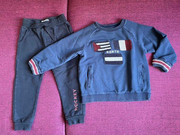Trening/ bluza si pantalon sport Mayoral 104 (3-4 ani)