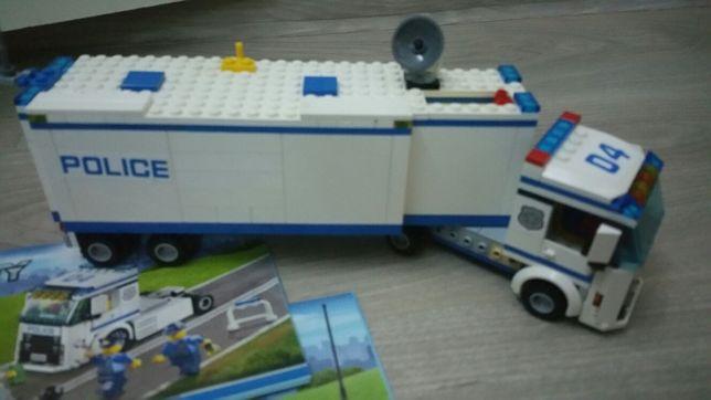Lego city 60044 - Unitate mobila de politie