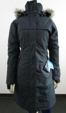 Куртка Columbia, XS, темно серый/черный