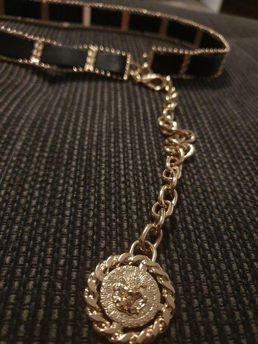Curea Versace cu detalii aurii Timisoara - imagine 1