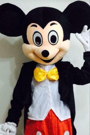 Mickey Mouse Mascota pentru o ora