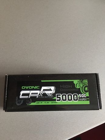 Acumulator/Baterie ovonic Li-on 5000mAh 50C