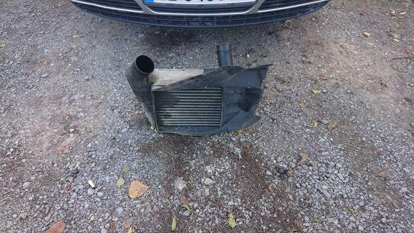 Кулер Интеркулер Intercooler Audi A6 S6 2.2T Ауди А6 С6 2.2Т