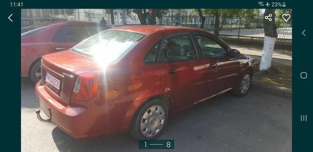 Chevrolet nubira defect