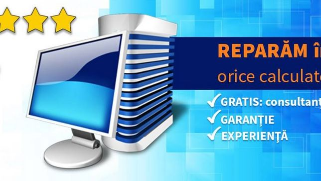 Reparatii laptop, Pc , Instalare Windows , service , instalare Office,