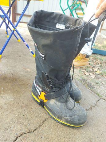 Продам спец обувь сапоги зимние мужские Баффин (Baffin)