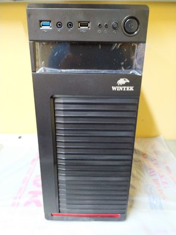 Wintek 3754, ATX/Micro-ATX/Mini-ITX, 180x370x415 мм, Материнские платы