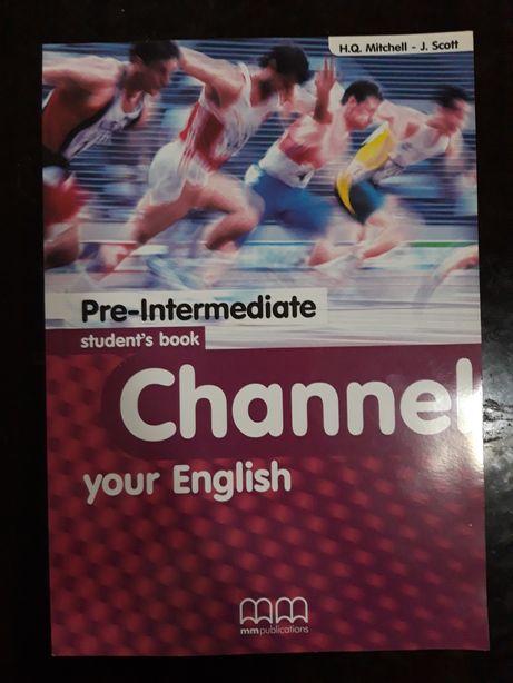 Channel your English Pre-Intermediate Student's Book SCOTT Mitchell