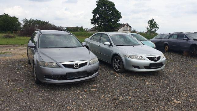 Piese Mazda 6