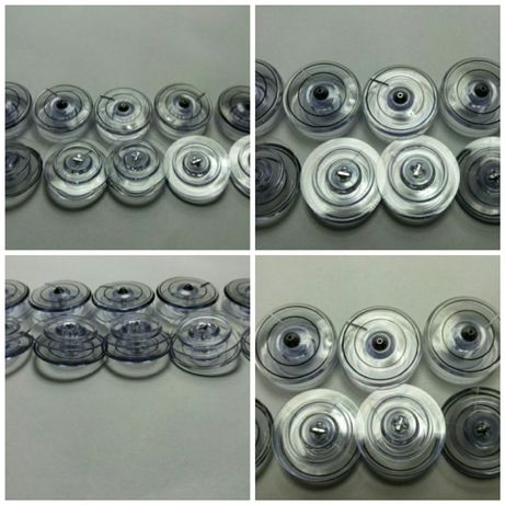 Mosorele metalice de aluminium si plastic