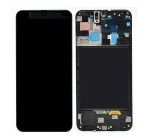 Display Samsung A51 Original AMOLED factura garantie Montaj peloc