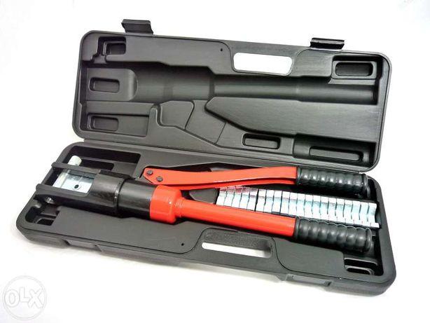 Presa papucit hidraulica profi-300mm .presa papuci electrici-13Tone
