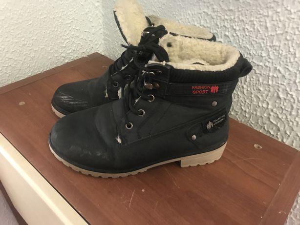 Ботинки осень зима