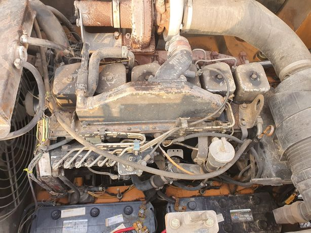 Cummins 6TA-590 motor