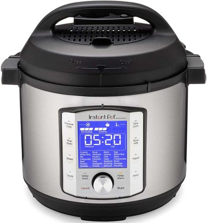 Instant pot duo evo plus 10 in 1 мултикукър