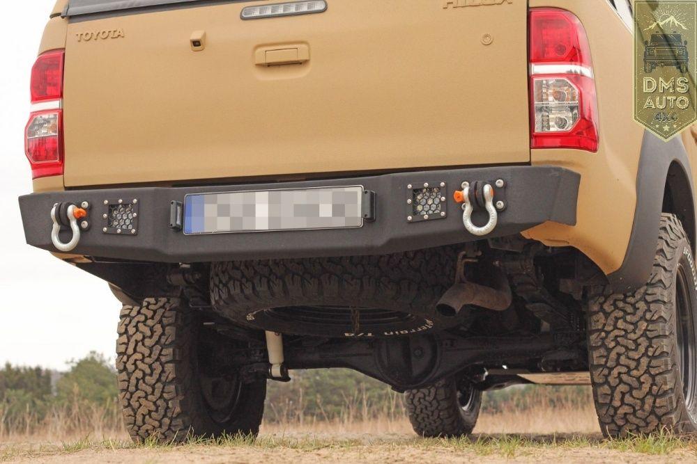 Bara spate din oțel Toyota Hilux Vigo  MorE 4x4