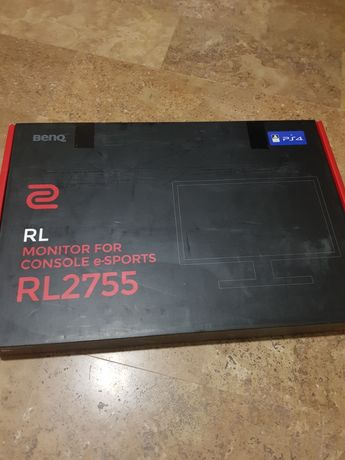 Monitor LED Gaming Zowie RL2755 27 inch BenQ