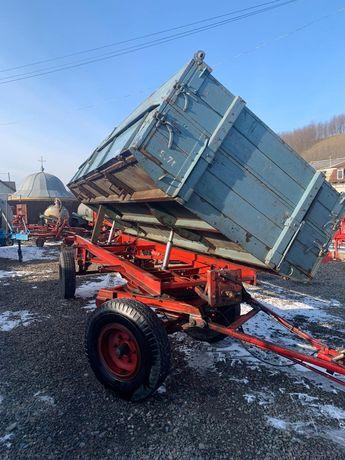 Remorca basculabila - 6 tone