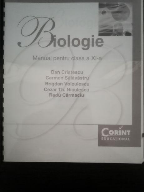 Biologie Niculescu, clasa 11-a, admitere medicina