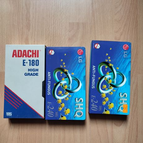 Продам новые кассеты