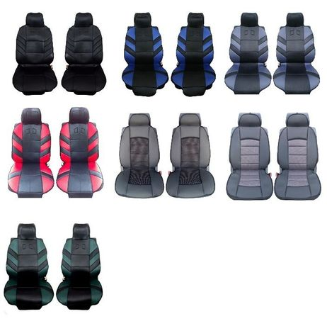 Комплект универсална тапицерия калъфи седалки за автомобил ,бус ,ван