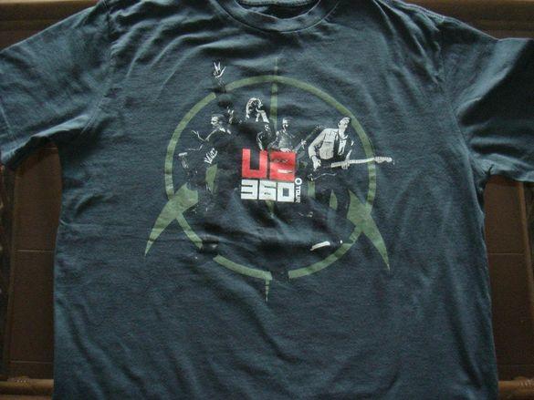 Тениска на U2 - TOUR 360