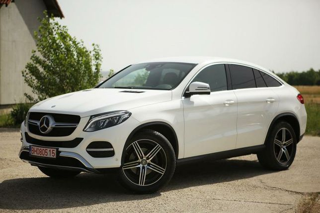 Vand Mercedes GLE coupe