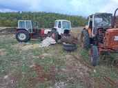 Части за трактор ЮМЗ UMZ