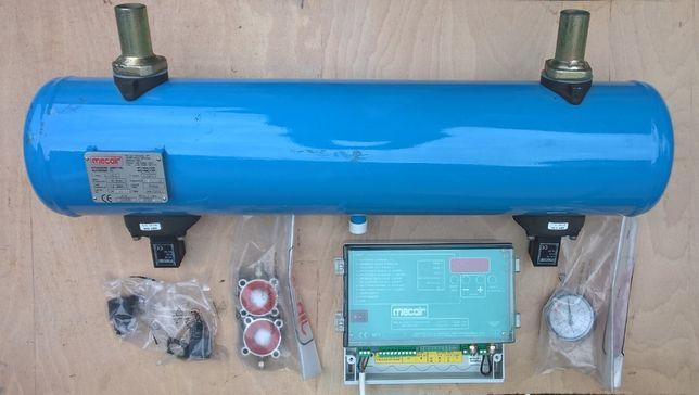 Sistem automatizat curatare filtre Mecair