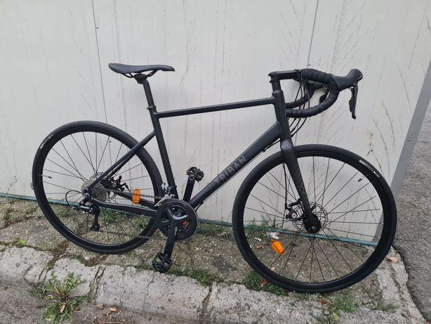 Bicicleta Triban rc 500