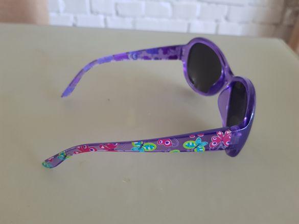 Детски слънчеви очила 2 чифта cat 3, 100 uv защита, 3 до 7 г