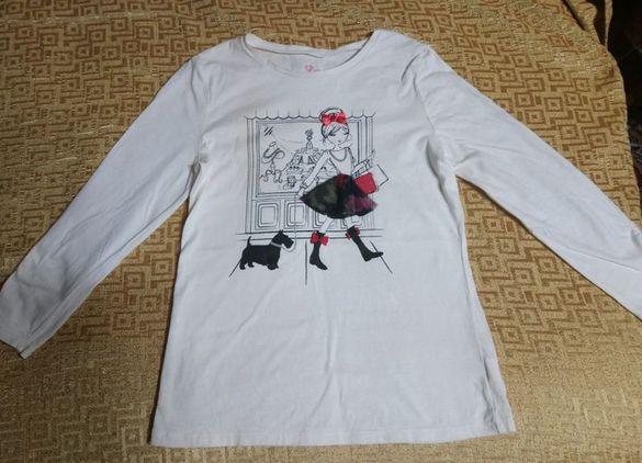 Детска блуза за момиче