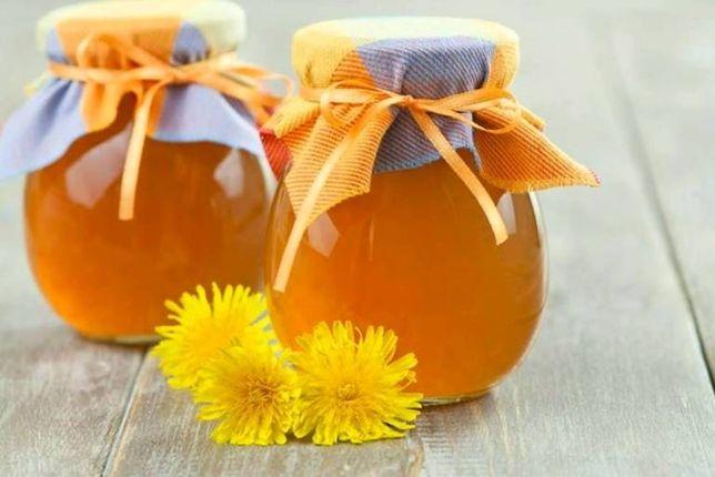 Свежий натуральный южный мед