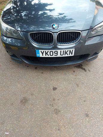 Преден капак БМВ е60 е61 фейс. preden kapak BMW e60 e61
