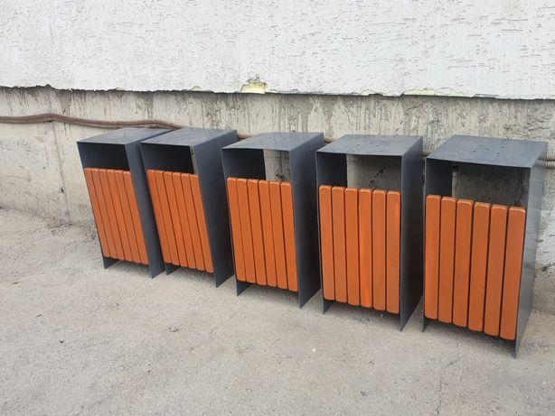 Лавочки Скамейки Урны мусорные МАФ