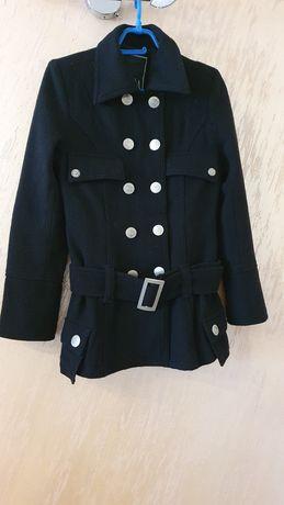 Дамско,ефектно палто