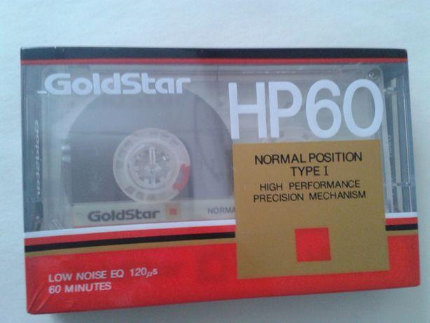 caseta audio goldstar