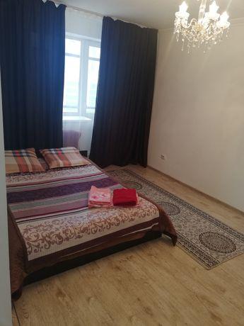 Квартира по часам на Лазурном квартале.